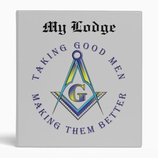 Lodge Documents Binder
