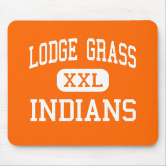 Lodge Grass - Indians - Junior - Lodge Grass Mouse Pad