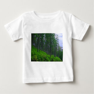 Lodge pole forest baby T-Shirt