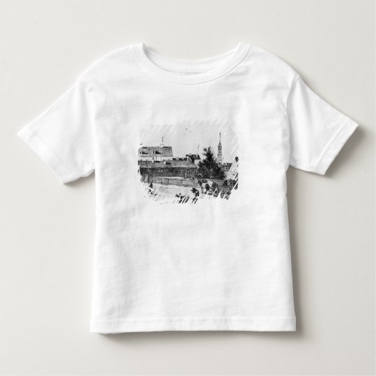 Lodging at the Rosenthaler gate Toddler T-shirt