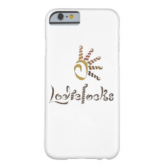Lodielocks Logo Barely There iPhone 6 Case