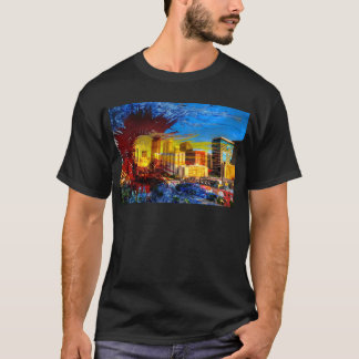 LoDo Denver with Colorado Flag T-Shirt