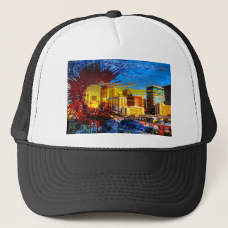 LoDo Denver with Colorado Flag Trucker Hat