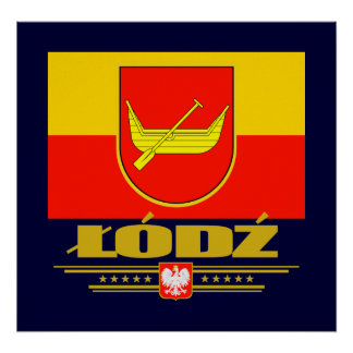 Lodz Póster