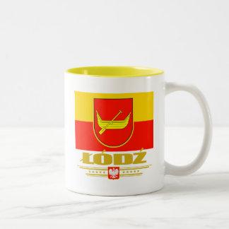 Lodz Two-Tone Coffee Mug