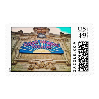 Loew's Paradise Theater Full-Color Stamp