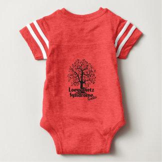 Loeys-Dietz infantil toma el corazón Onsie Camisas