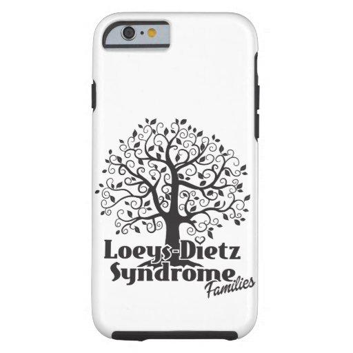 Loeys-Dietz Iphone 6 Tough Case Tough iPhone 6 Case