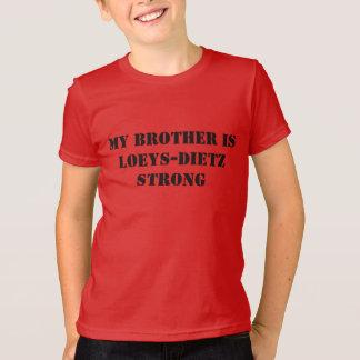 Loeys-Dietz mi camiseta de Brother Playeras