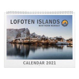 Lofoten Calendar