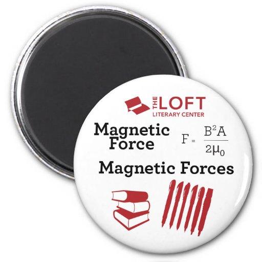 Loft Magnet: Force vs. Forces