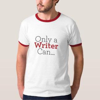 """Loft """"Only a Writer Can..."""" Shirt"""