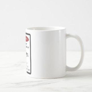LOFT SECURITY COFFEE MUG
