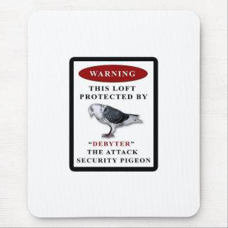 loftsecurety mouse pad