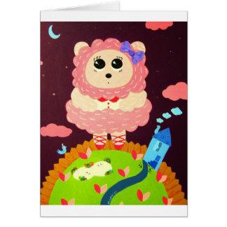 Lofty Ideals Card