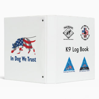 Log Book Binder