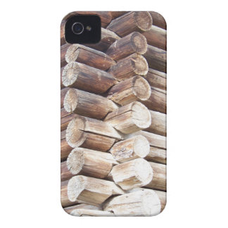 Log Cabin Case-Mate iPhone 4 Case