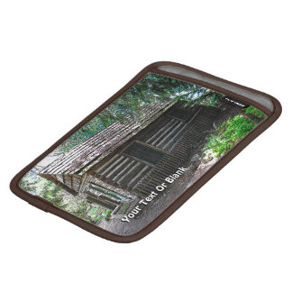 Log Cabin iPad Mini Sleeve