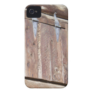 Log Cabin iPhone 4 Cover