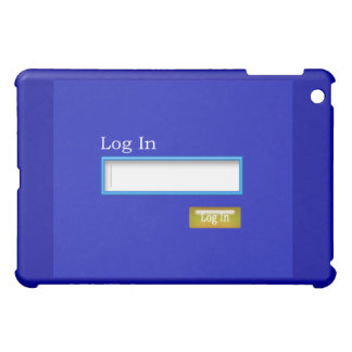 Log In Ipad Speck Case iPad Mini Case