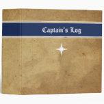 "Log Nautical Journal de capitán Carpeta 2"""