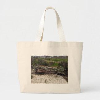 Log on the Beach Bag