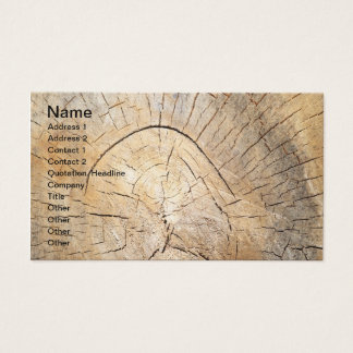 forestry business cards