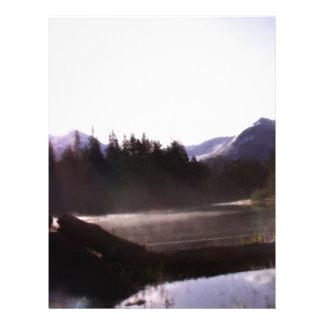Log Reflections Sunrise Letterhead