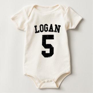 Logan 5 Carrousel Lastday Baby Bodysuit