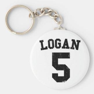 Logan 5 Carrousel Lastday Keychain
