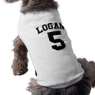 Logan 5 Carrousel Lastday Pet Shirt