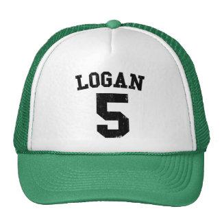 Logan 5 Carrousel Lastday Trucker Hat