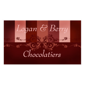 Logan & Berry Double-Sided Standard Business Cards (Pack Of 100)