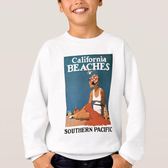Logan California Beaches Sweatshirt
