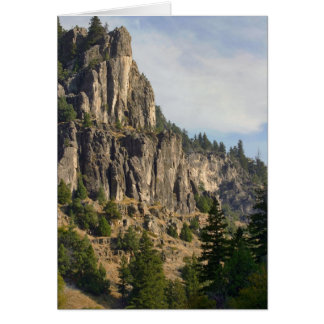 Logan Canyon Right Hand Fork Card