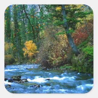 Logan Canyon River Stickers