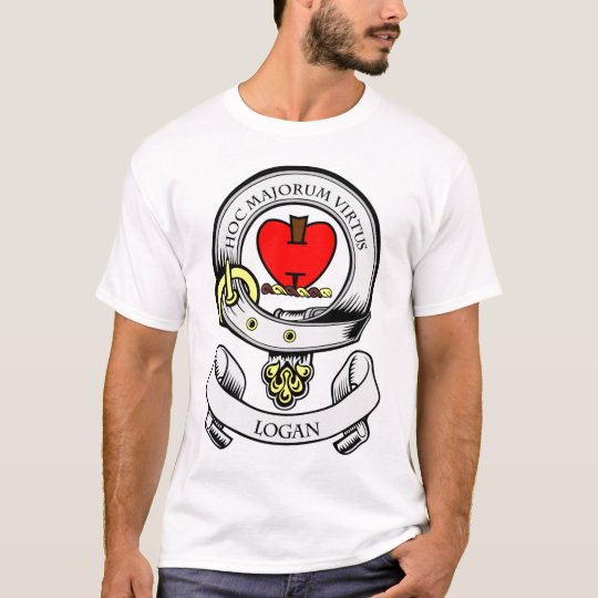 LOGAN Coat of Arms T-Shirt