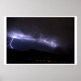 Logan Lightning  Poster