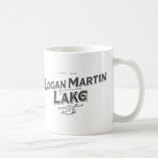 Logan Martin Lake Coffee Mug