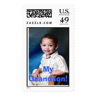Logan, My Nephew Stamp
