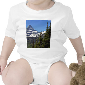Logan Pass In Glacier National Park T-shirt