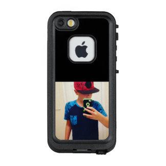 Logan Rossiter phone case (life proof)