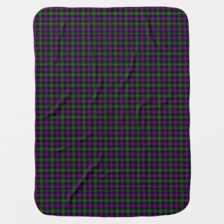 Logan Tartan Plaid Receiving Blanket