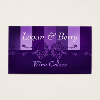 Logan y baya tarjeta de negocios