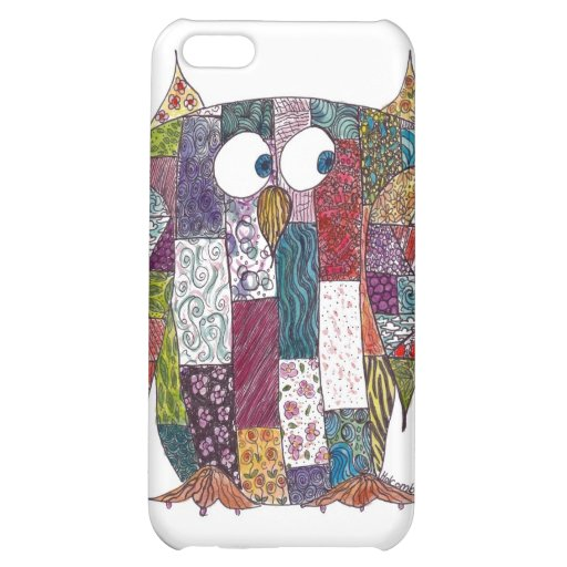 LogCabin Owl Case For iPhone 5C