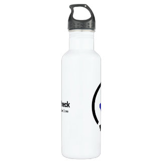 LogCheck Canteen Stainless Steel Water Bottle