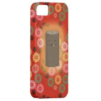 logface en jardín iPhone 5 carcasas
