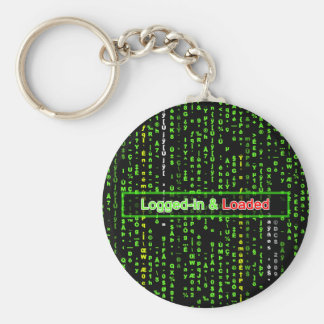 Logged-in and Loaded Keychain