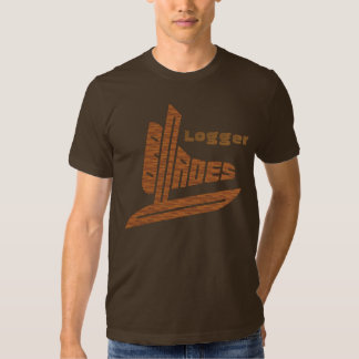 Logger Blades T-shirt