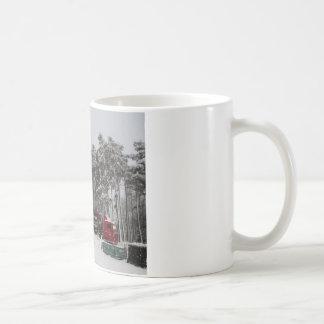 Logger Basic White Mug